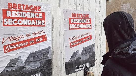 法國鄉郊發動佔領度假屋 抗議外國人搞死地方經濟?