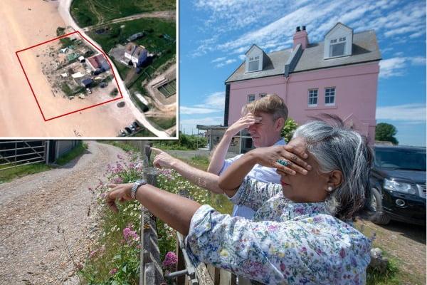 英夫婦被「社區禁制令」望向鄰居都討論要罰?