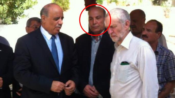 勞動黨領袖高志民 突尼西亞之會 更被人發現企係現役恐怖組織頭目旁邊