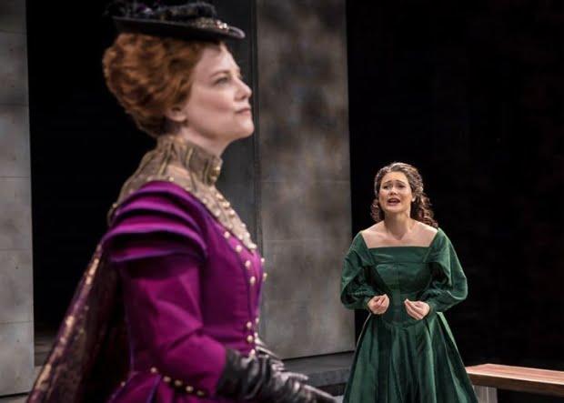 編劇老作伊麗莎白一世曾經同蘇格蘭瑪麗女王會面 歷史學家震怒