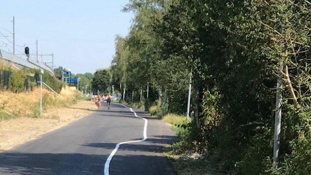 荷蘭地方單車徑 仲癲過柏林之字形?
