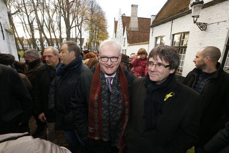 比利時分裂政黨 考慮推加泰前政府主席做歐洲議員?