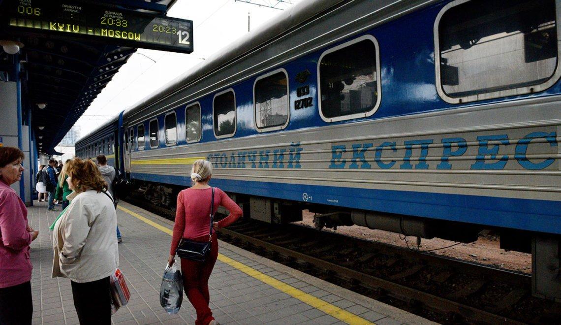 烏克蘭下令斷絕同露西亞所有陸路公共交通