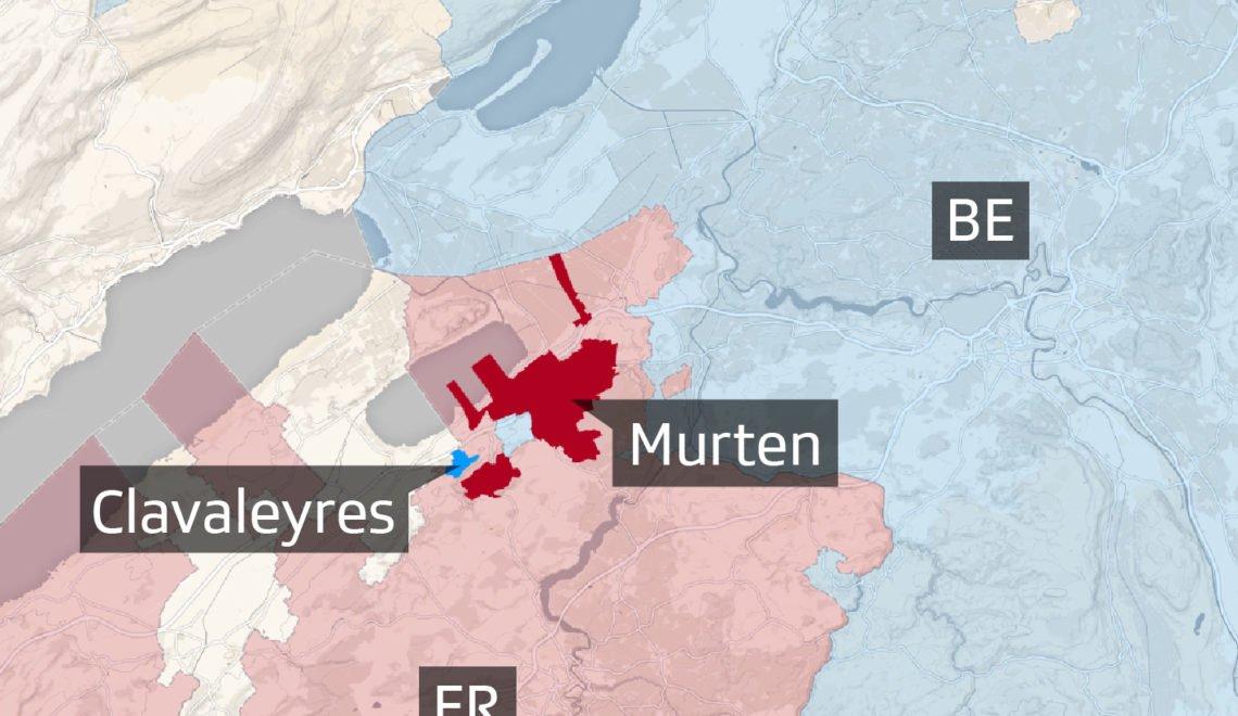 瑞士50人飛地城鎮公投 是否加入鄰近邦份 解決數百年地理隔絕問題