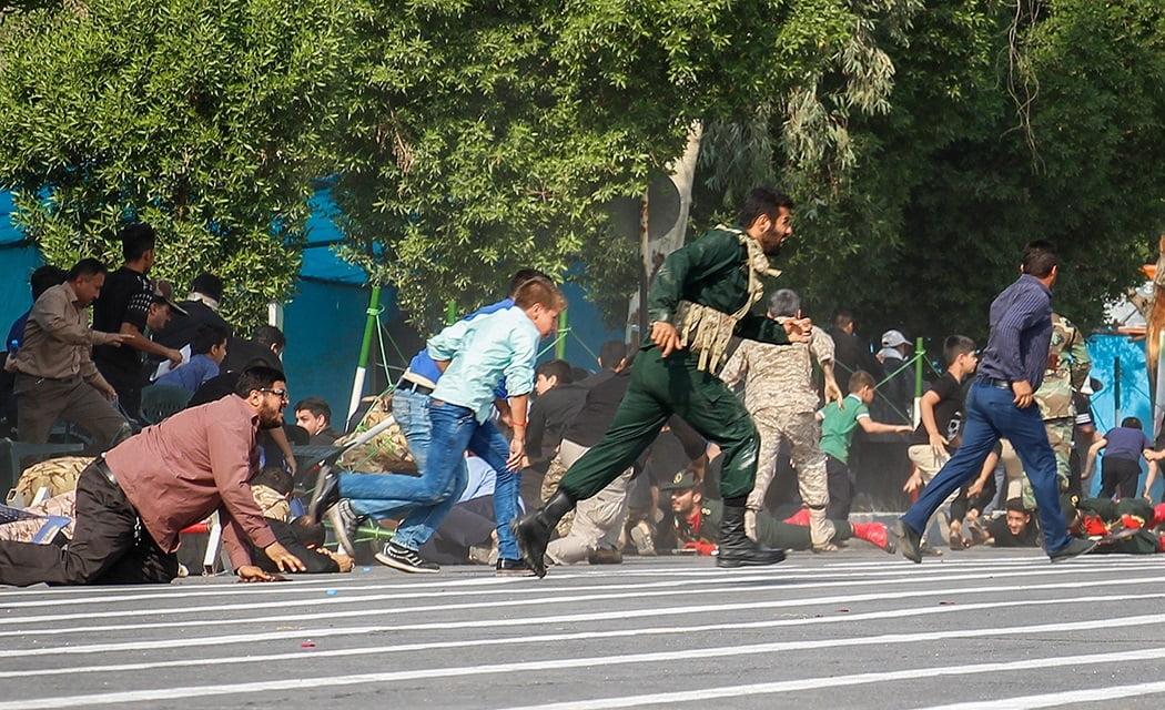 西南部遭恐襲 伊朗當局查到疑犯係丹麥 要求對方交人?