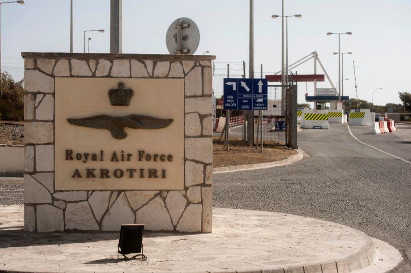 英國若硬脫歐 係東地中海基地將彈盡糧絕?