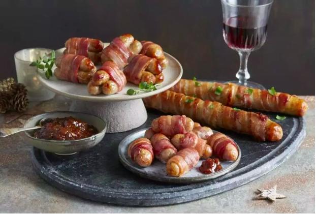 英國超市減價戰 德超市集團推聖誕「尺長腸仔包」仲要搵煙肉包?