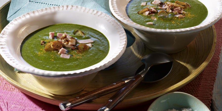 事頭婆最新喜好 竟然係加勒比莧菜湯?