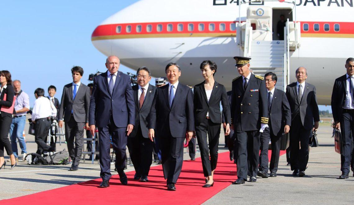 日本太子訪問法國 唔係巴黎做第一站 引起法國媒體瘋狂討論?