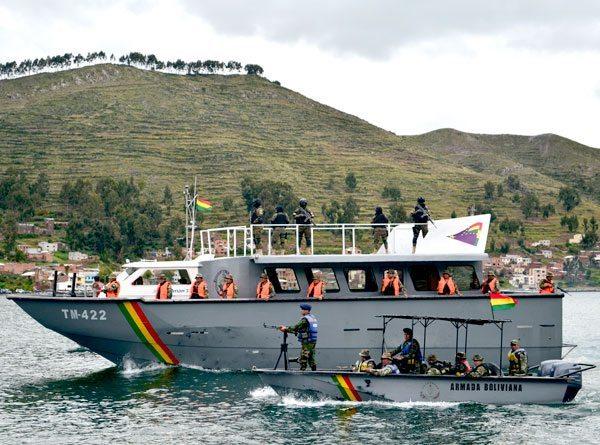 玻利維亞上國際法庭爭取出海口 表示係「生存權利」 最終敗訴