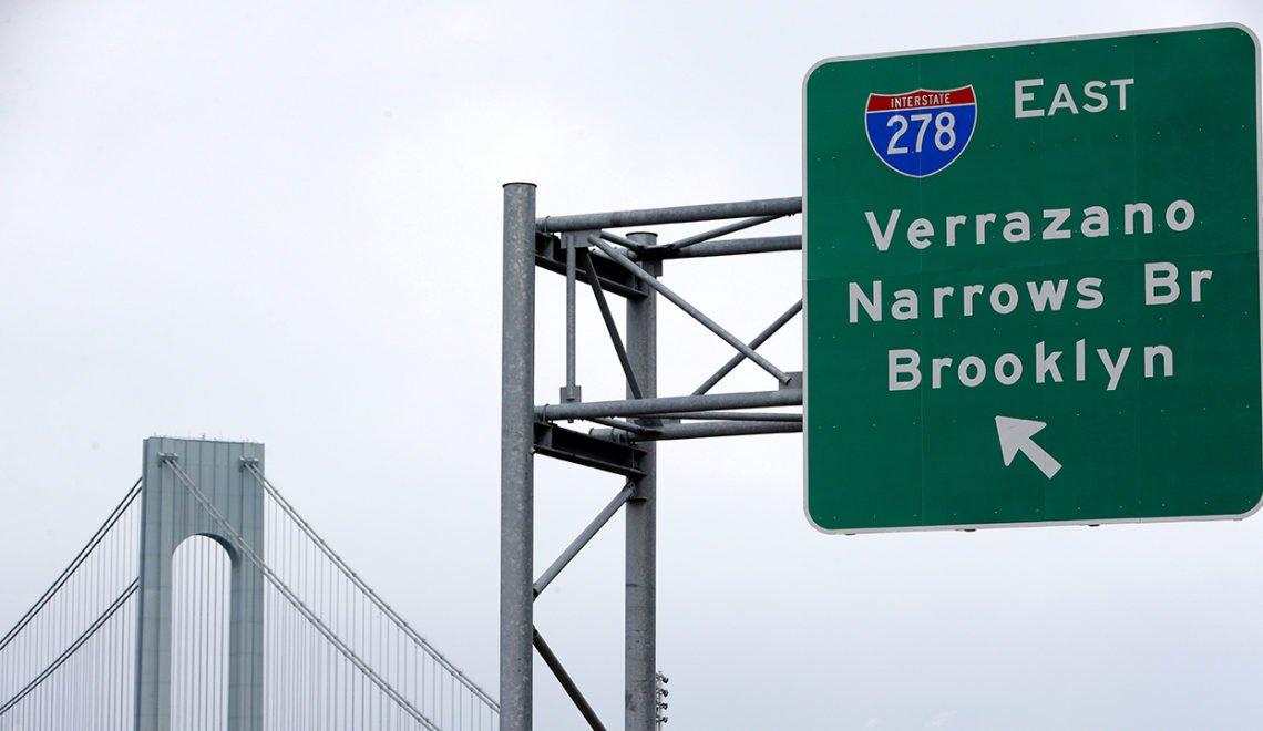 紐約州終於改正錯足50年嘅大橋名串法