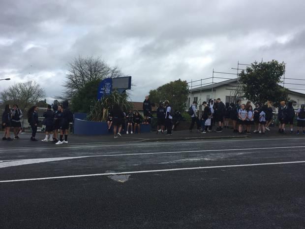 紐西蘭學生不滿校長侮辱「逃學」學生 集體罷課抗議