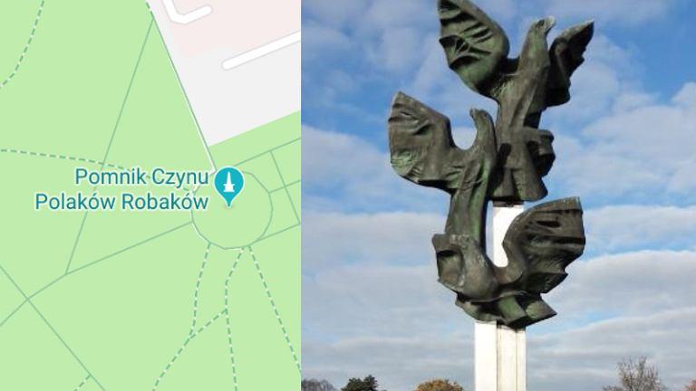 Google Map 被惡搞 烈士紀念碑慘變蟲類紀念碑