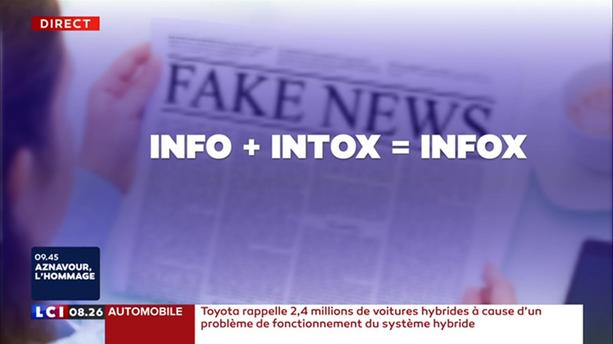 「fake news」橫行 法文規範機構要幫手「落毒抗衡」?