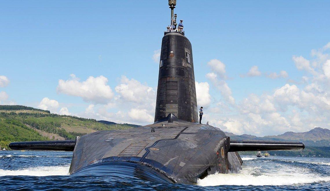 皇家海軍新潛艇兵 唔使落水訓練就可以上陣?