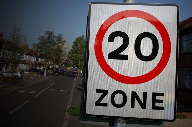 英政府報告:將社區限速設係20哩每小時其實無用