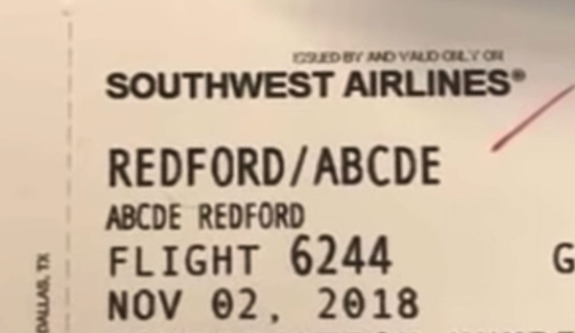 個女嘅名改做「ABCDE」美婦人慘遭西南航空地勤恥笑
