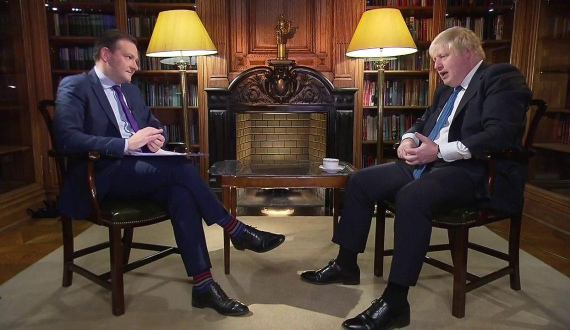 露西亞國營電視台首席記者 被揭發其實係揸英國護照