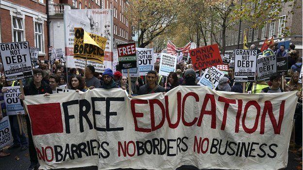 英大學校長聯會:降低學費令窮苦學生更難讀大學