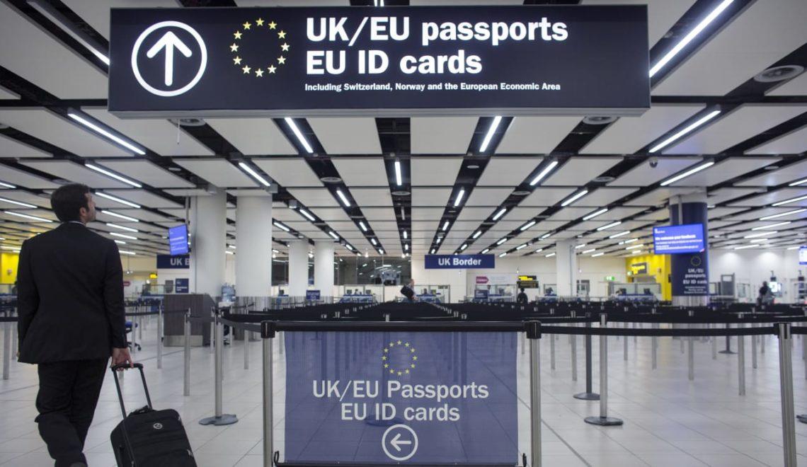 歐洲多個機場將實驗 AI 入境官 成功率可以去到85%?