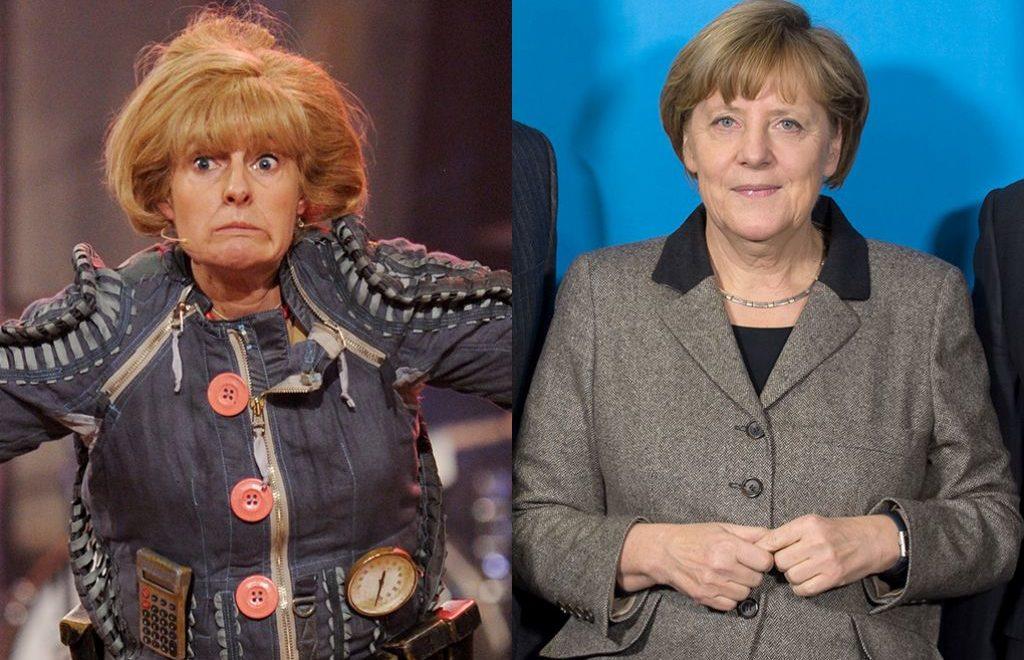 默姨姨退出政壇 「諷刺節目」替身都開始要轉型?