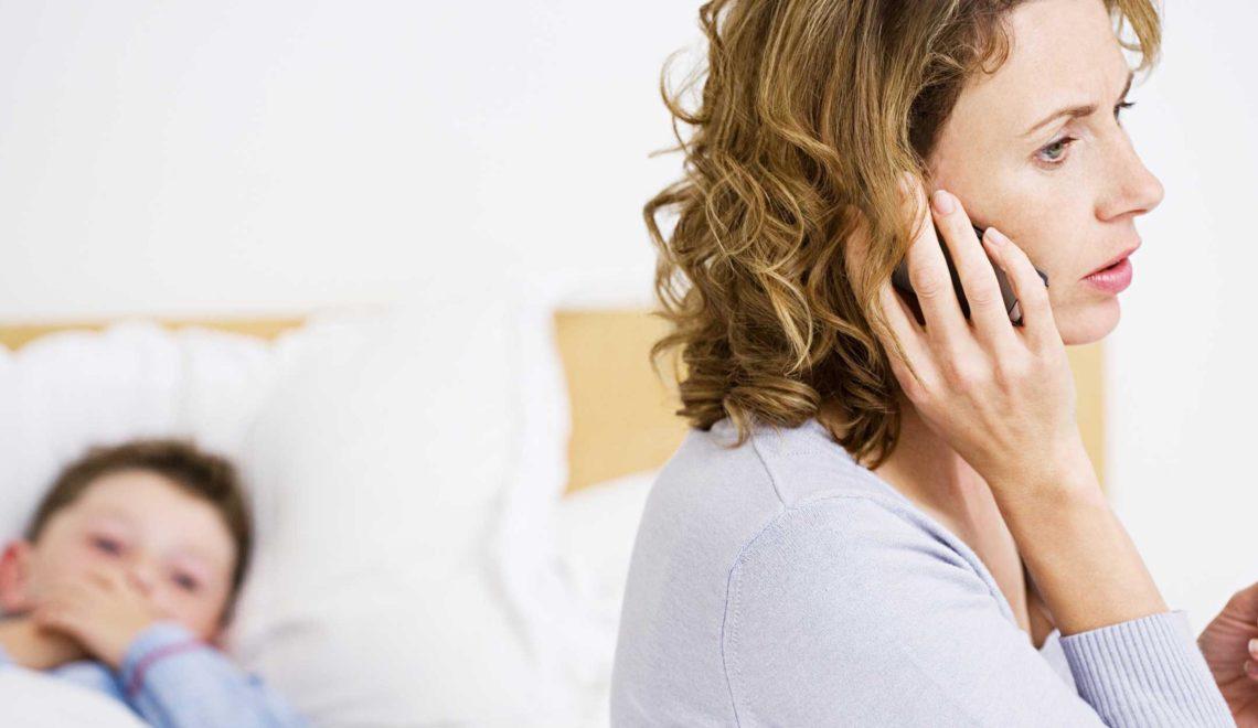 美國研究:媽媽叫聲最容易叫醒細路