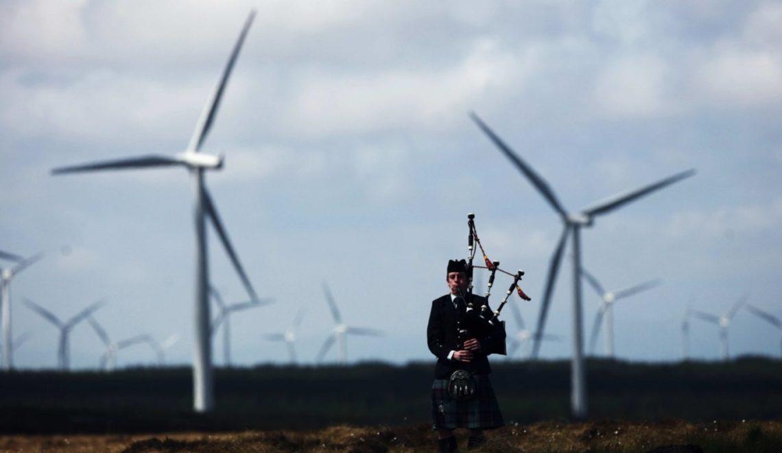 蘇格蘭全國風力發電熄一熄就要浪費480萬鎊?
