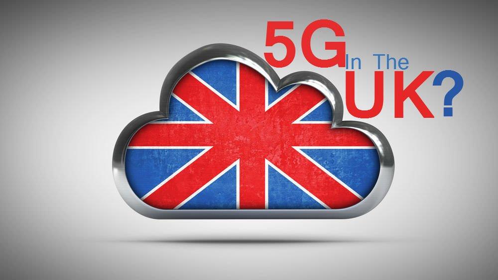 軍情六處前頭目表示 當局應禁止華為參與英國5G 網路嘅建設