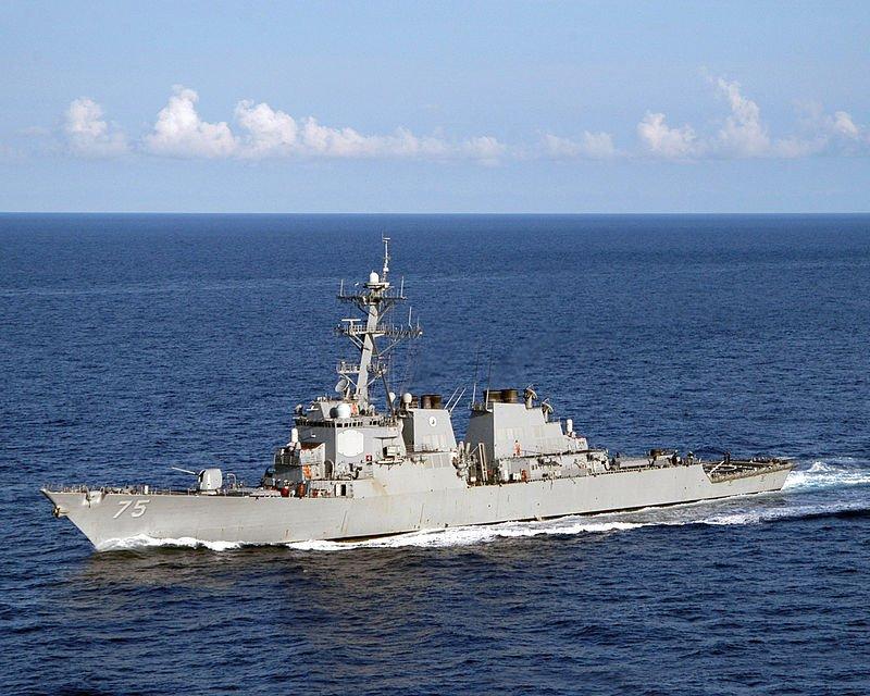 傳美國電吿突厥 海軍艦艇即將進入黑海