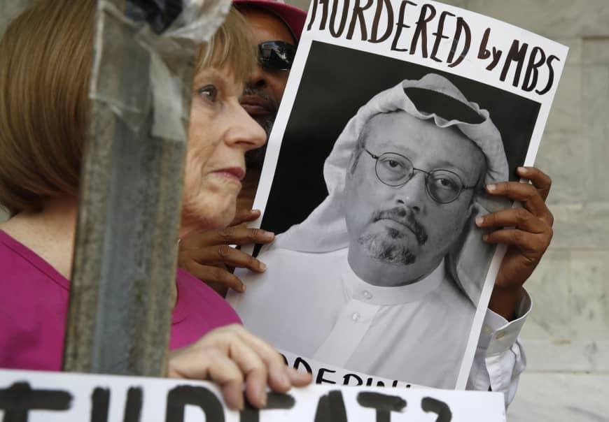 華府又建議沙地使館前路改名 紀念被殺記者 刺激太子?
