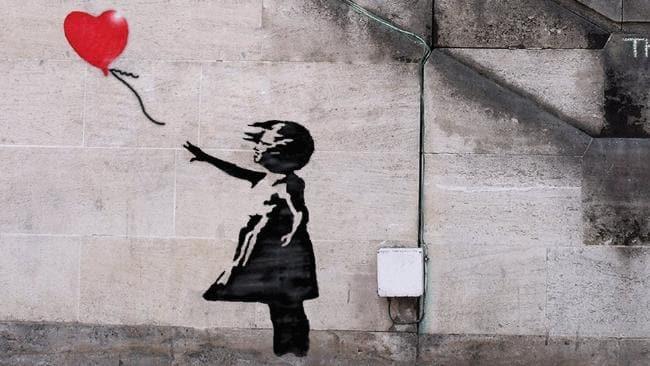 馬德里出現未獲批准展覽  Banksy都表示無奈