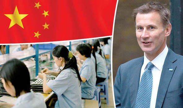 華為贊助招待英政府高層紀錄 陸續被媒體揭發