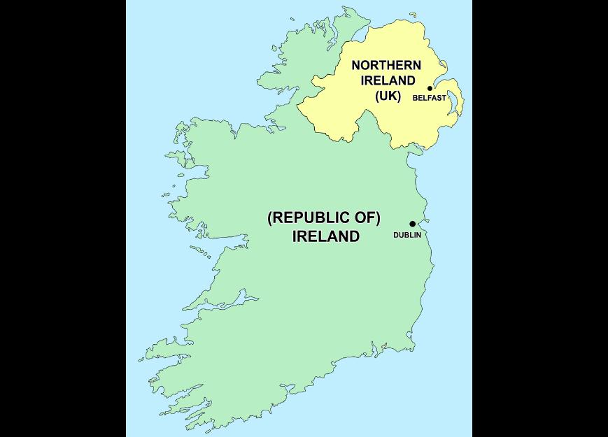 北愛大臣首次警告 硬脫歐將引發愛爾蘭統一公投