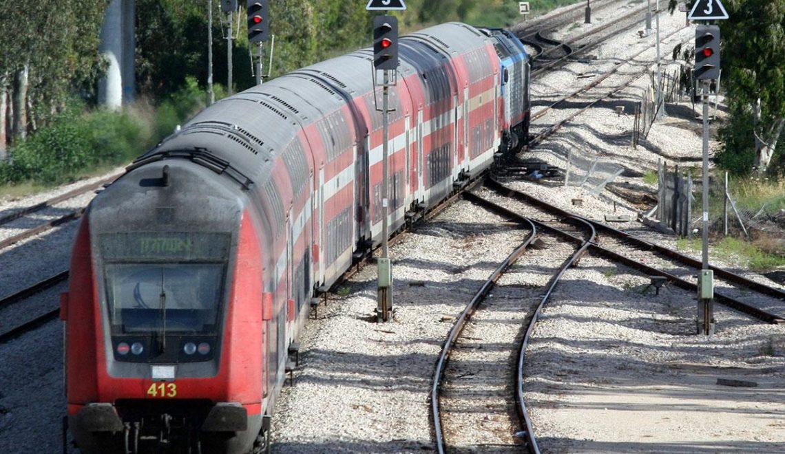以色列計畫重新起鐵路連結波斯灣