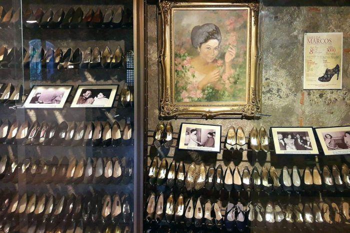 NHS 醫生被揭發 好似馬可斯夫人咁多鞋