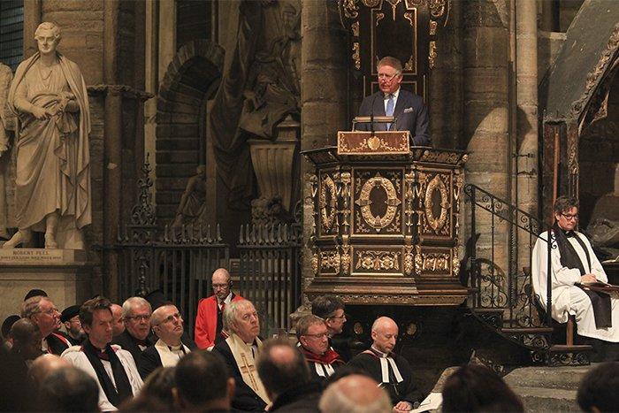 查理斯為中東基督教徒發聲 聖公會表示放心?