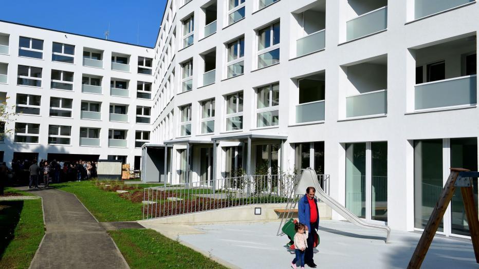 奧地利城市更新公屋上樓規則 識德文有分加