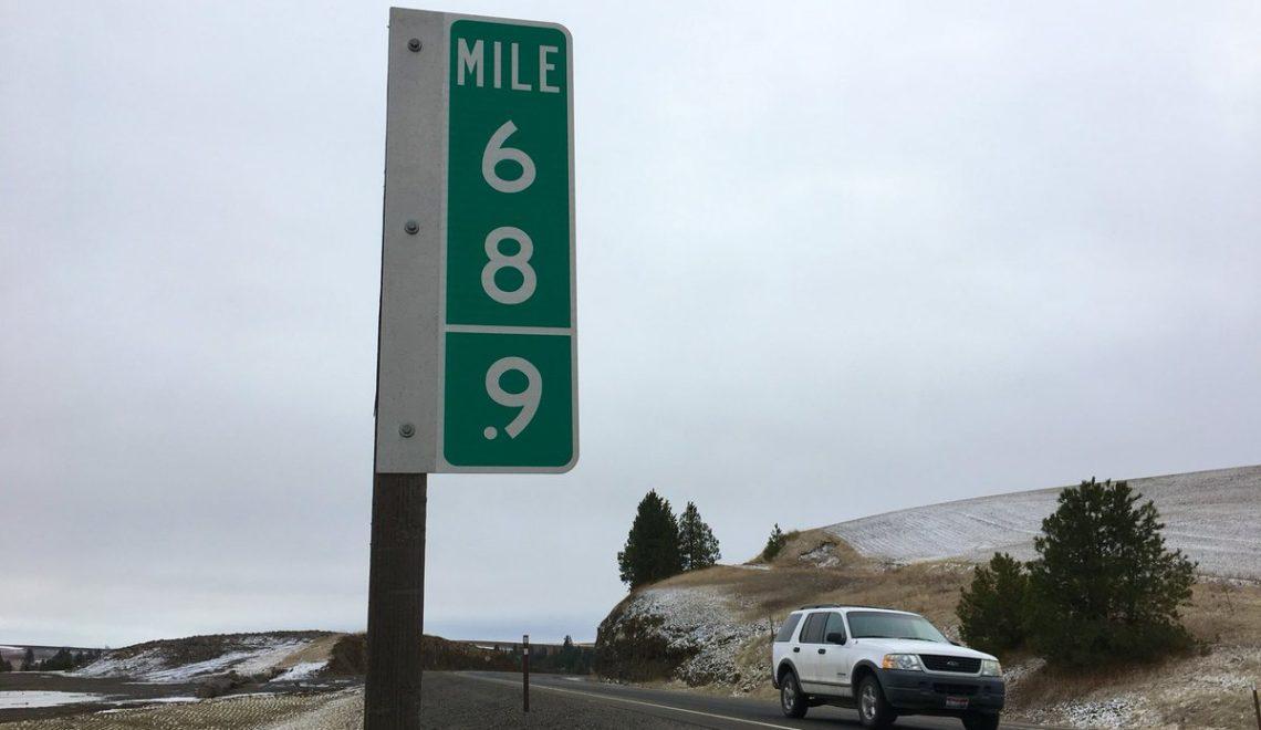 華盛頓州公路大問題:420哩同69哩路牌經常俾人偷走