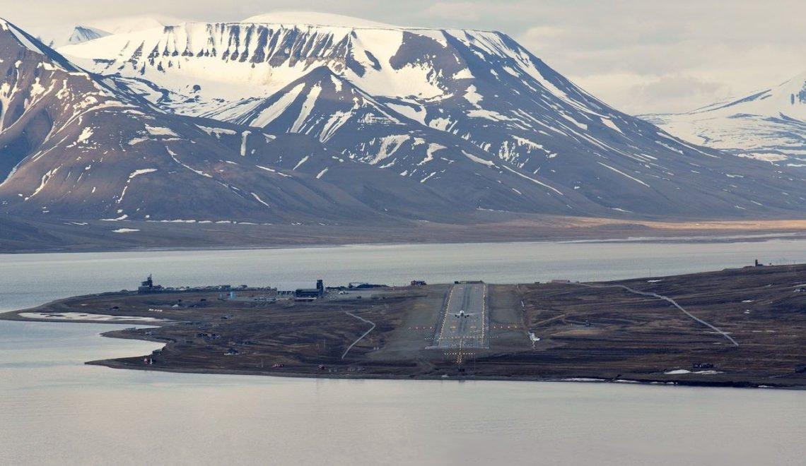 露西亞佬無計逃生路線就係挪威北極離島打劫 20分鐘就被捕