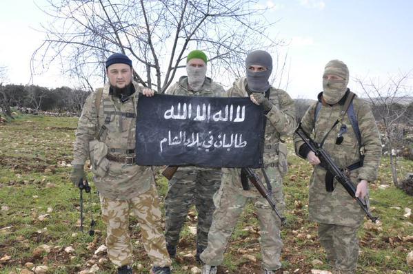 布丁係共同敵人 車臣分離份子幫手打擊烏克蘭分離份子?