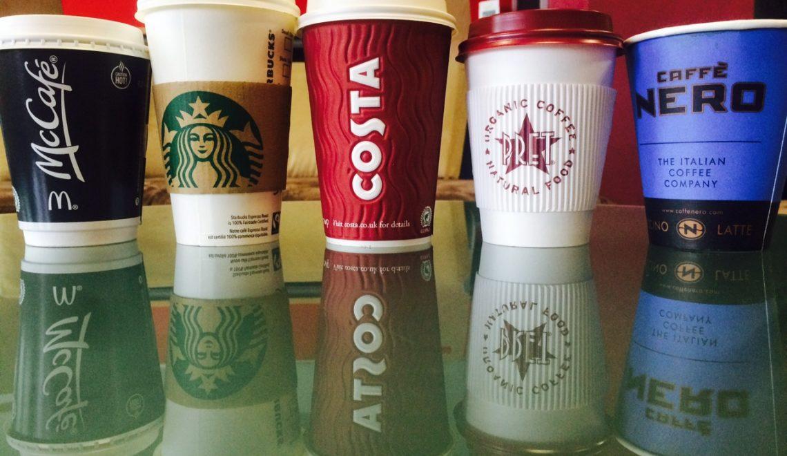 英國C記咖啡 咖啡因含量勁過 Red bull