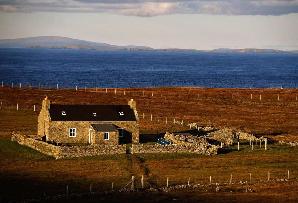 蘇格蘭離島都係保留儒略曆 1月先過聖誕?