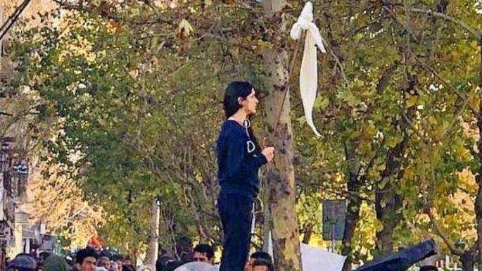 伊朗反頭巾示威發起人 兩年前離婚已經受不公平對待