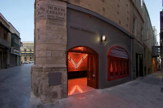 馬他首都公廁被評為歐洲最有趣?