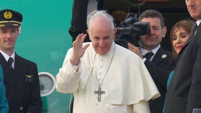 愛爾蘭動物園訪客暴跌 全係教宗嘅錯?
