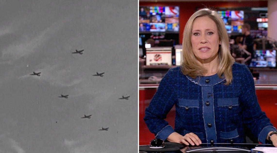 BBC脫歐新聞錯用二戰戰機起飛片段 慘遭恥笑
