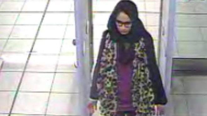 英國內相:Isis 新娘絕對不可回國