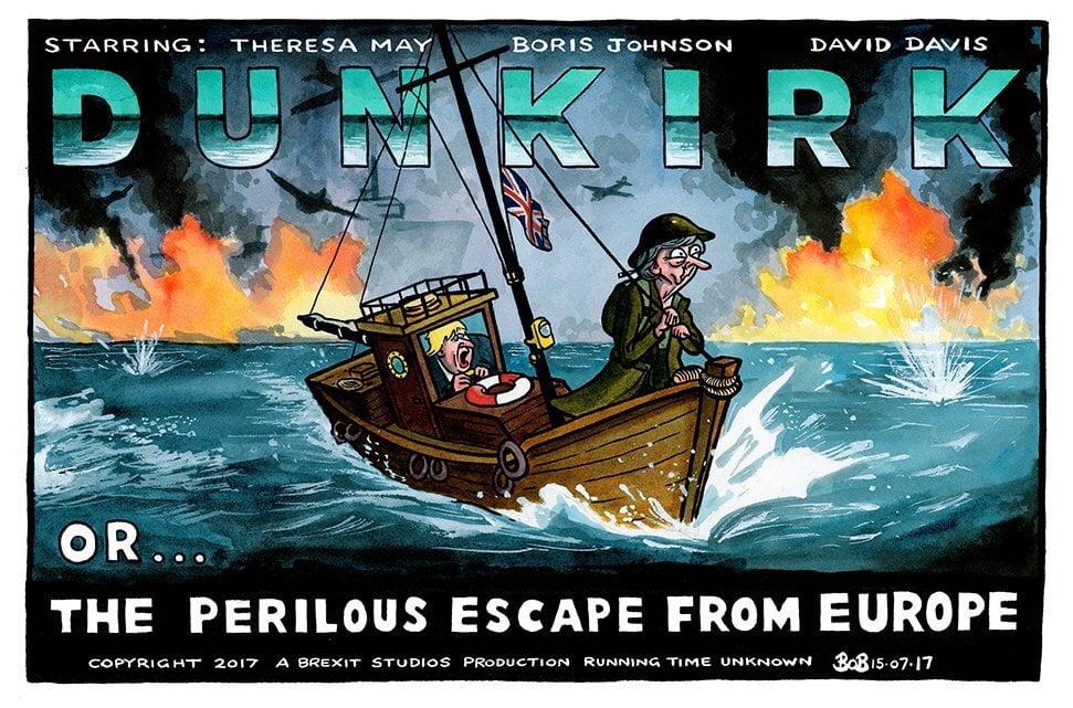 蘇格蘭應對硬脫歐 準備「鄧寇克級數」渡輪服務自救