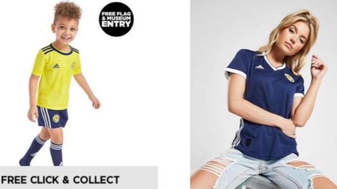 蘇格蘭新波衫廣告 因「物化女性」而被除下?