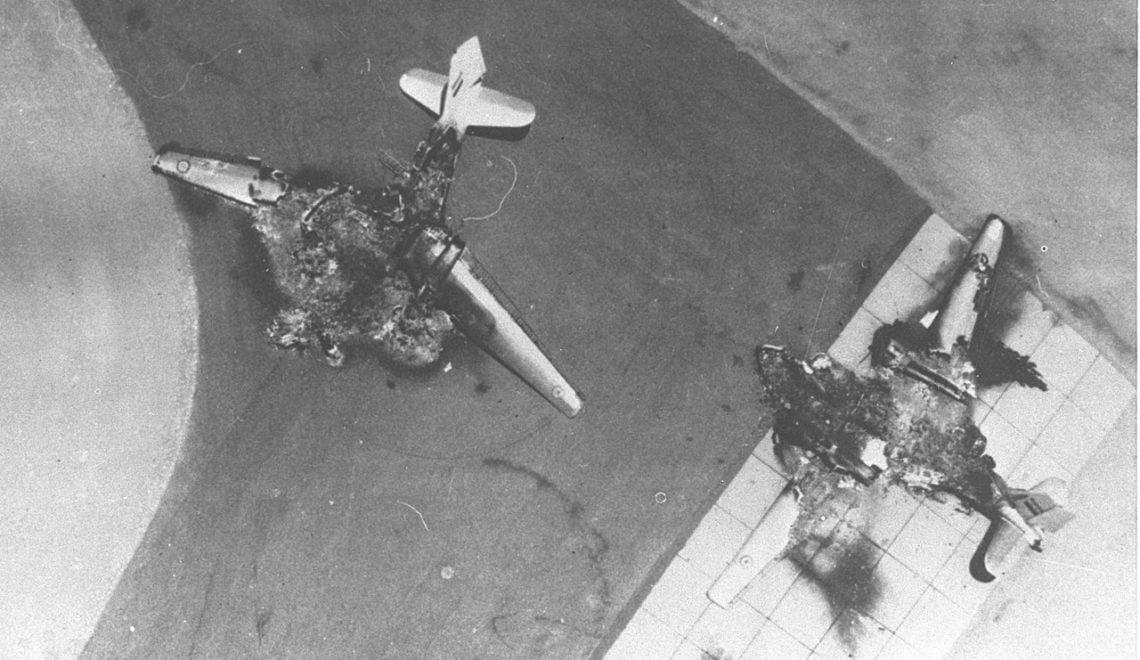 六日戰爭以軍得以奇襲埃及空軍 全因納粹SS網絡?